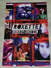 "Poster Roxette ""Charm School"""