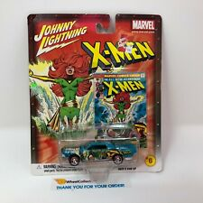 #3   Custom Continental #6 X-MEN * Johnny Lightning Marvel * T1