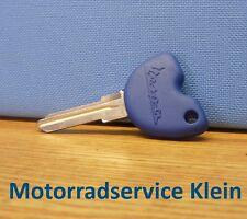 ORIGINAL VESPA ébauche de clef ET4 GT GTS GTV LX LXV 125 200 250 300 clé