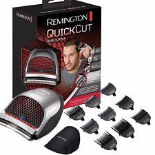 Remington Quick Cut Mens Hair Clipper Trimmer Haircut Rechargeable Cord/Cordless