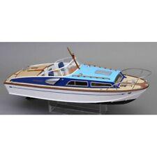 "Fairey Swordsman 33 25"" Boat Model Wooden boat kit Lesro models"