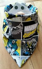 Baby Boys Bandana Dribble Bib. Marvel Comic Characters Sunshine! Little Owl Bibs