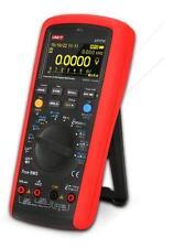 True RMS Multimeter 60KCounts Admittance Square Wave Output Li-Battery USB OLED