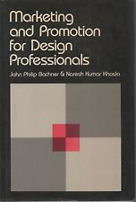 Marketing & Promotion for Design Professional John Philip Bachner & Naresh Kumar