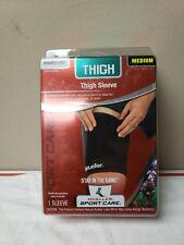 0adf542435 Mueller Sports Medicine Compression Thigh Support Sleeve Neoprene Blend  Medium