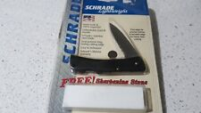 Vintage Rare Schrade LIGHTWEIGHT SP3 Knife  USA made new in sealed plastic pak