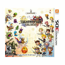 Theatrhythm Final Fantasy USED SEALED (Nintendo 3DS, 2012)