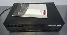 vintage hifi  - Edler REVOX  B226 S CD Player mit Bedienungsanleitung B-226S