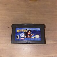 Harry Potter And The Sorcerer's Stone (Nintendo Gameboy Advance GBA) Cart Only