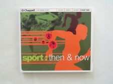 CHAPPELL - Sport: Then & Now - Music Library - Mark Thomas/Jeff Knowler-CHAP 302