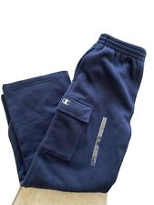 Champion Power Blend Sweatpants - Blue M New with tags