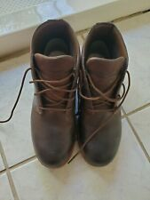 Worx By Red Wings Shoes Mens Chukka Boots #5406, Steel Toe, Size 8.5W2