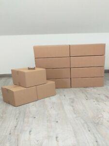 Mini Moving Kit - Large/Medium Size Bundle of the Cardboard Boxes