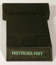 Vintage  atari 2600 game Astroblast tested works great