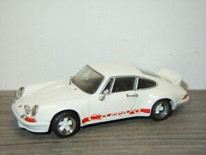 Porsche 911 Carrera RSR 2.8 - Minichamps AMR Models France 1:43 *33961