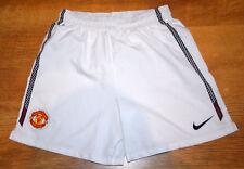 Nike Manchester United 2010/2011 lejos Pantalones Cortos (edad 12/13)