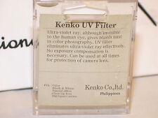 KENKO 49mm UV filter in a box