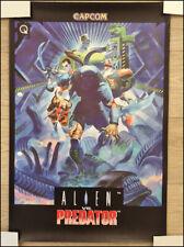 Alien vs. predator retro capcom Retro arcade POSTER