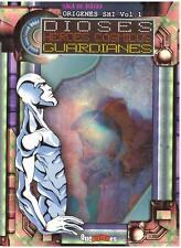 Libro de rol: Saga de Avatar, Origenes SHI Vol. 1: Dioses, Heroes cosmicos