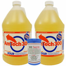 Outdoor Wood Boiler Water Treatment Rust Inhibitor- 2 Amtech 300 & Test Kit