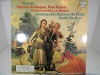 Joaquin Rodrigo -Concierto de Aranjuez, Pepe Romero & Concierto And 9500 563 VG+