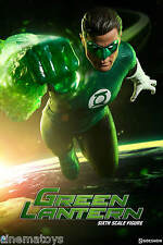 Green Lantern Sixth Scale Figure by Sideshow Collectibles - Lanterna Verde AF