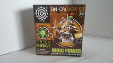 EIN-O's Box Kit~ Wind Power Education ~ Explore the Power of Wind -  Age 8+ NEW