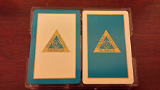 Chevrolet Certified Technician Playing Cards NEVER PLAYED, CHIPPED CASE RARE