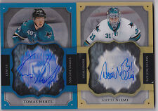 13-14 The Cup Antti Niemi Auto Brilliance Sharks 2013