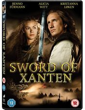 Sword Of Xanten 2 x DVD Fantasy Film Movie