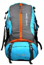 Mount Track Discover 112 Rucksack Hiking backpack 60+5 Ltrs with Rain cover Blue