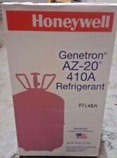 R410a, R-410a Refrigerant 25 lb. tank, Honeywell, USA MADE Product!, Sealed