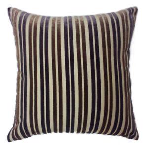 """Europatex 18""""x18"""" Striped Pillows"""