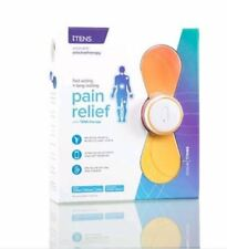 iTens Wearable Wireless Electrotherapy Pain Relief Connect to App Small Orange