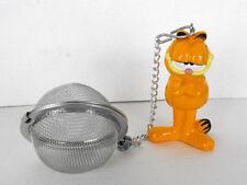 RARE GARFIELD Resin / Metal TeeFilter MINT in box 1999 FRANCE RETIRED
