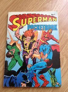 superman pocketbook no.7
