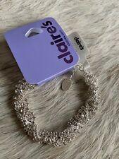 Claire/'s Claires Accessories oficial pendientes oro grueso Moon Colgantes PVP £ 5