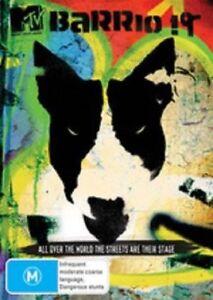 Barrio 19 MTV DVD (2006) Music Street Performance - Rare Region 4 - 2 hrs