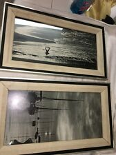 Set of 2 Ocean Scape Photos Windsor Art Products
