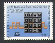 Austria 1986 Telephone/Communications/Telecomms/Technology 1v (n34145)