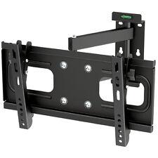 """Full Motion Articulating Corner Tilt TV LCD LED Wall Mount 24 27 28 32 37 40 42"""""""