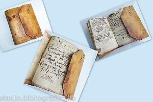 Quaderno di compre e vendite dei bestiami.. Lorenzo Angelo Franceschi di Partina