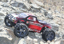 REDCAT RACING VOLCANO 18 ELECTRIC RC MONSTER TRUCK 4x4 Li-ion VOLCANO-18-V2-RED