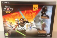 PS3 Infinity 3.0 Star Wars Starter Pack * NEW SEALED  Playstation 3 region PAL 2