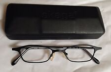 NEW SKAGA Titanium Scandinavian Eyewear Frames #3215 Made in Sweden $400