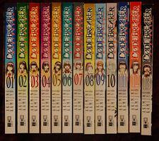 Code: Breaker Action Manga EMA 2009 - 2014 div. Bände zum aussuchen