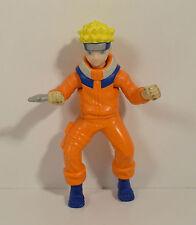 "RARE 2009 Naruto Uzumaki 4"" McDonald's Action Figure Shippuden Shonen Jump"