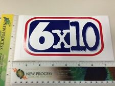 Pace Trailer - 6'x10' Worksport Sticker - Part #670335 (from OEM supplier)