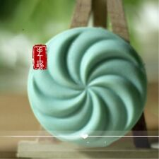 Whirlpool Silicone Soap Bar Molds Flower Handmade Soap Molds Candle Mould