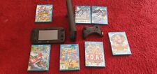 pack consola Wii U + 2 mandos + 7 juegos